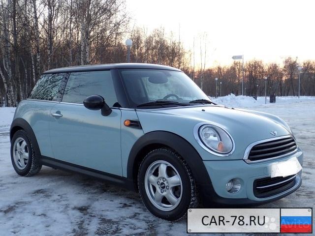 Mini One Москва