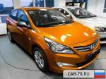 Hyundai Solaris Нижний Новгород