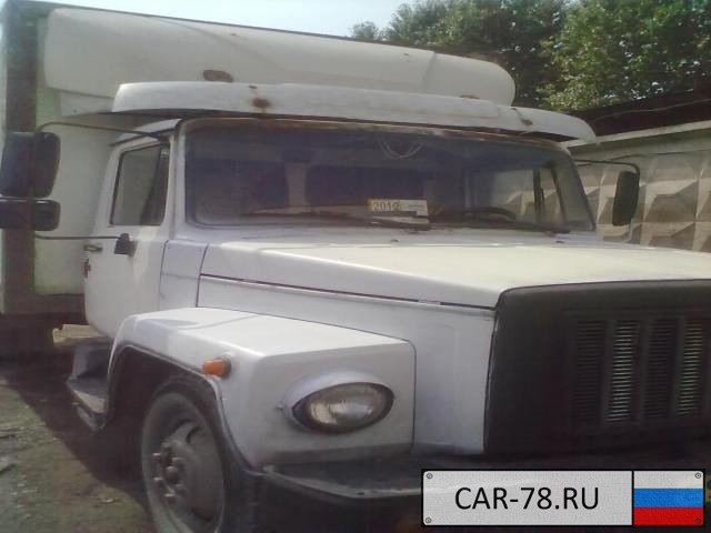 ГАЗ 3307 Санкт-Петербург