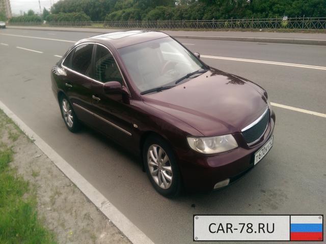 Hyundai Grandeur Санкт-Петербург