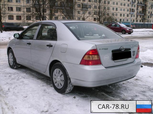 Toyota Corolla Санкт-Петербург