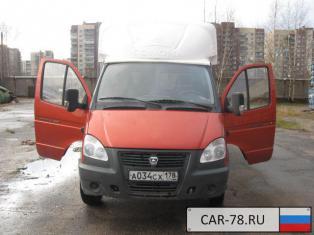 ГАЗ 2752 Санкт-Петербург