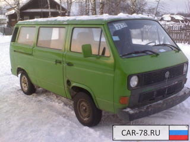 Volkswagen Caravelle Вологодская область