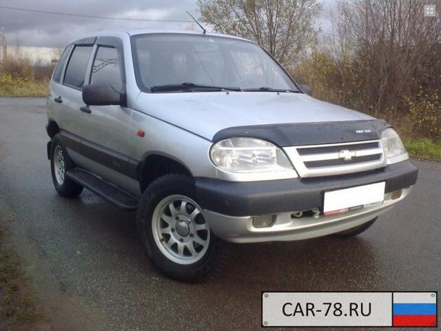 Chevrolet Niva Санкт-Петербург