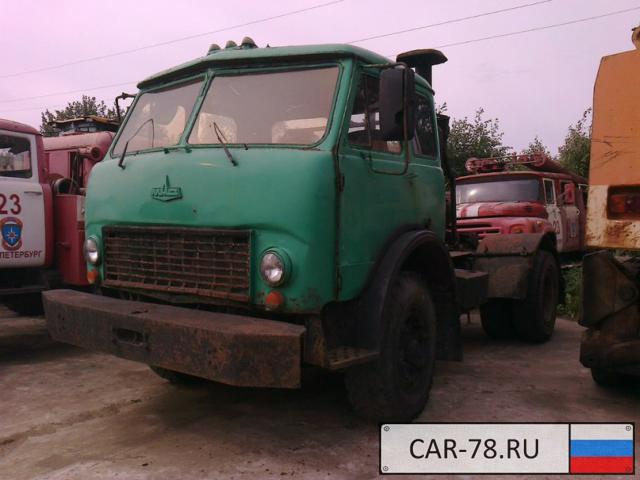 МАЗ 5334 Санкт-Петербург