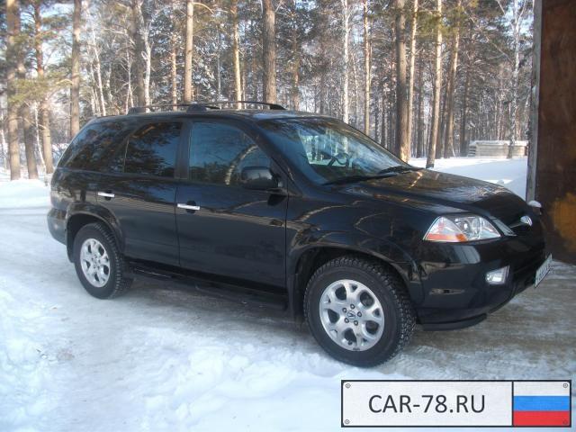 Acura MDX Барнаул