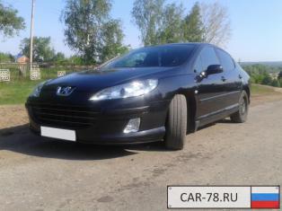Peugeot 407 Уфа