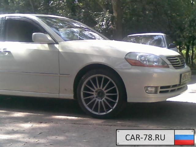 Toyota Mark II Краснодарский край