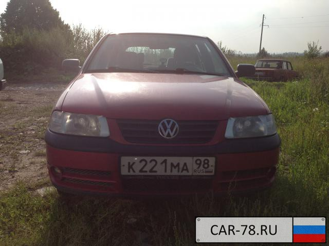 Volkswagen Pointer Санкт-Петербург