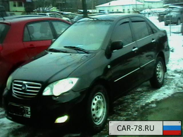 BYD F3 Санкт-Петербург