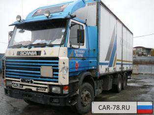 Scania R143 Санкт-Петербург