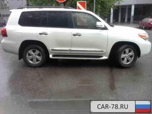 Toyota Land Cruiser Санкт-Петербург