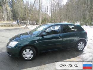 Toyota Corolla Петрозаводск