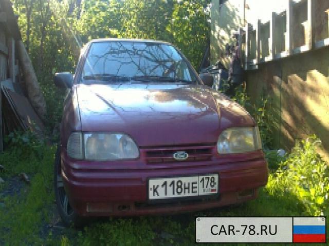 Ford Sierra Санкт-Петербург