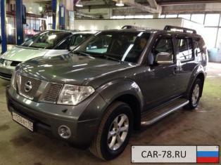 Nissan Pathfinder Санкт-Петербург