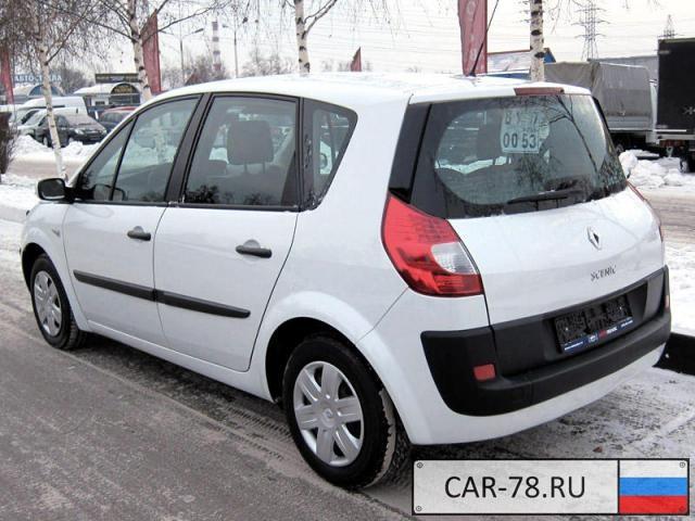 Renault Scenic Москва
