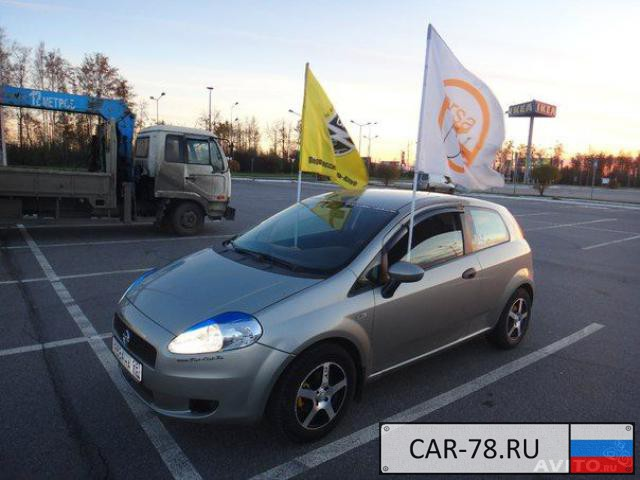 Fiat Grande Punto Санкт-Петербург
