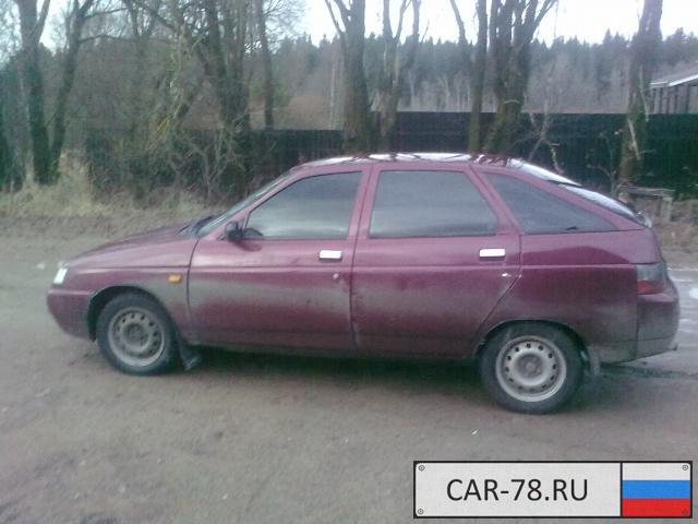 ВАЗ 2112 Ленинградская область