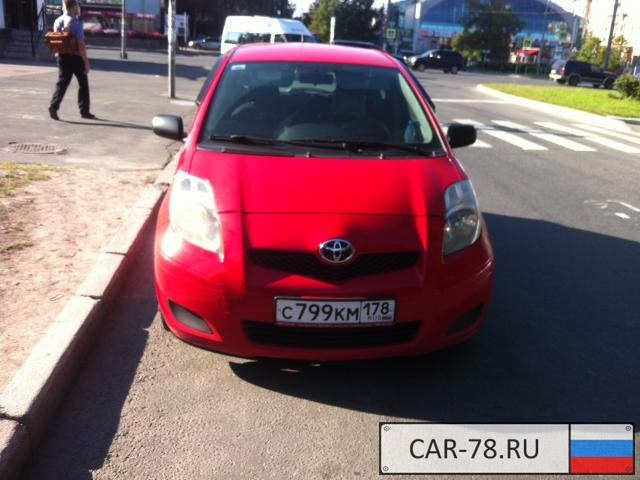 Toyota Yaris Санкт-Петербург