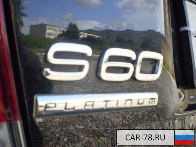 Volvo S60 Санкт-Петербург