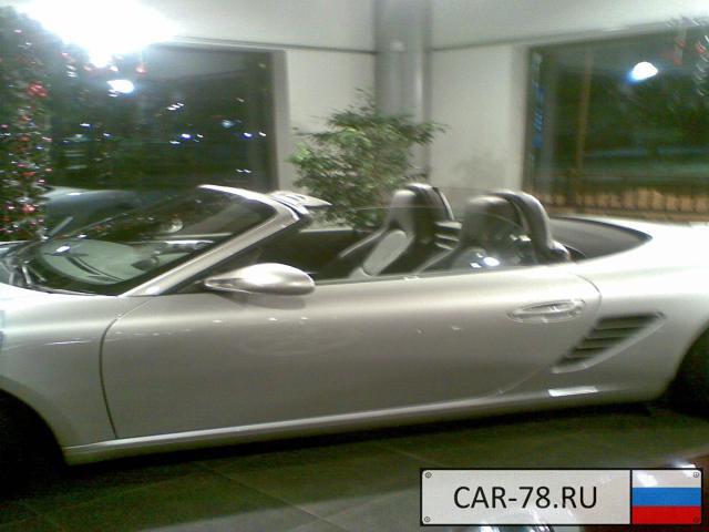 Porsche Boxster Пермь