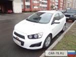Chevrolet Aveo Санкт-Петербург