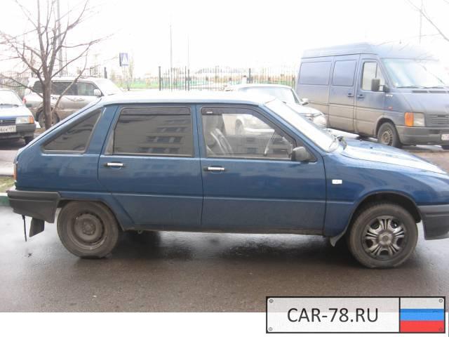 Иж 2116 ODA Санкт-Петербург