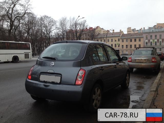 Nissan Micra Санкт-Петербург