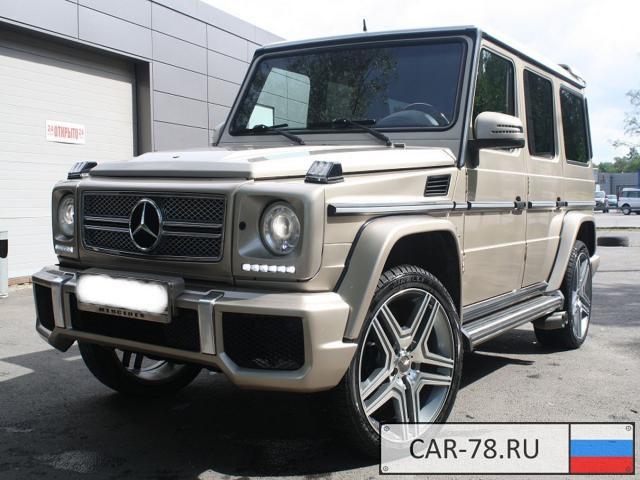 Mercedes-Benz G-class Санкт-Петербург