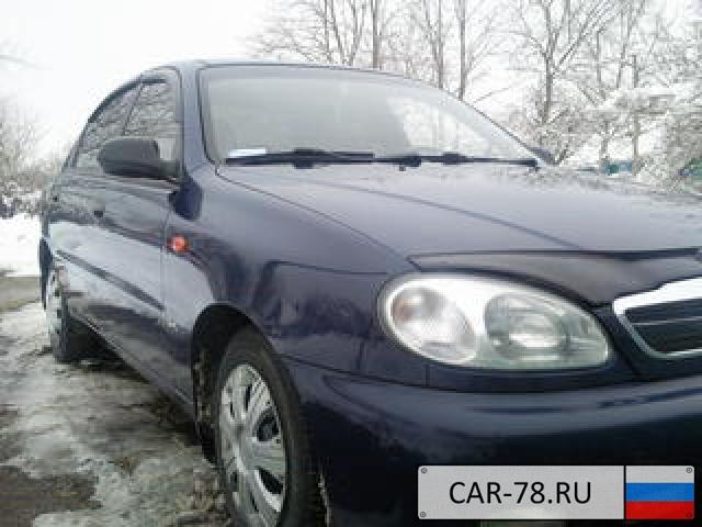 Chevrolet Lanos Красноярский край