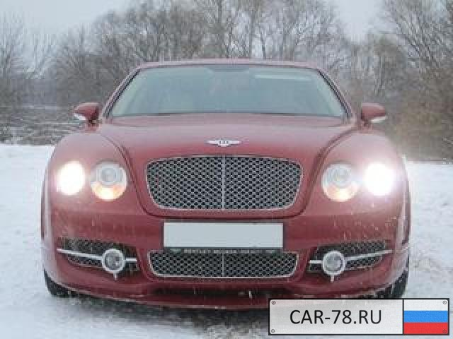 Bentley Continental Москва