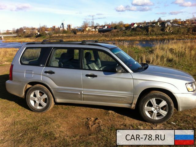 Subaru Forester Санкт-Петербург