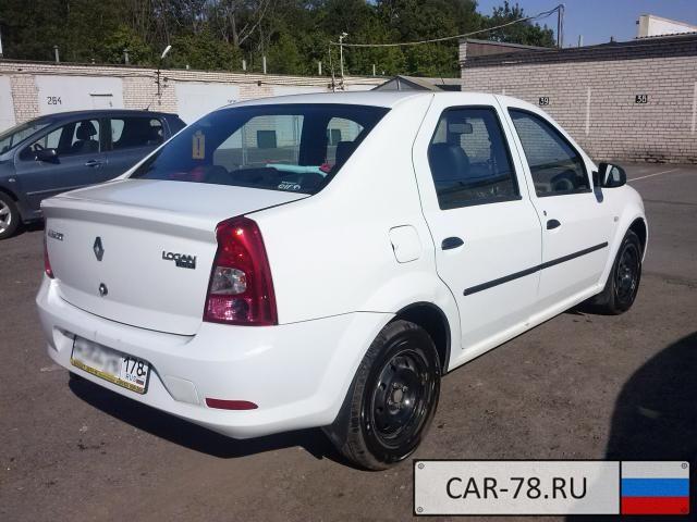 Renault Logan Ленинградская область