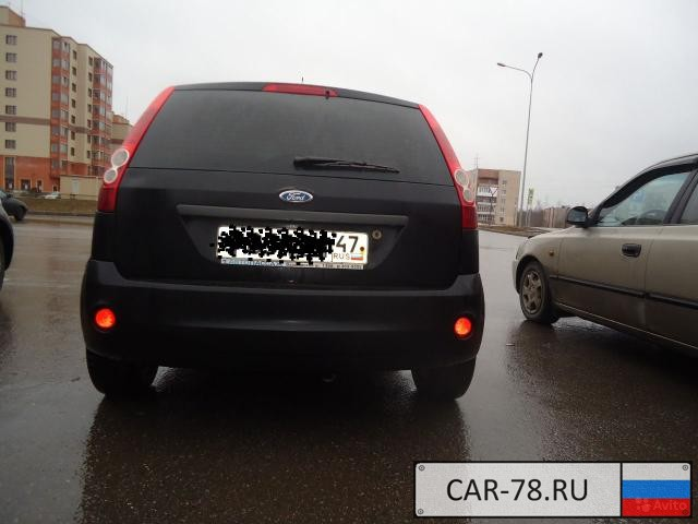 Ford Fiesta Санкт-Петербург