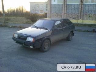 ВАЗ 2109 Ленинградская область