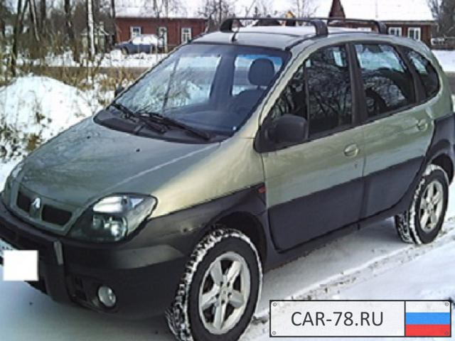 Renault Scenic Псковская область
