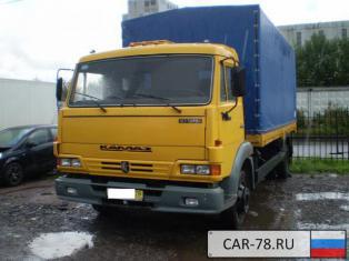 Камаз 4308 Санкт-Петербург
