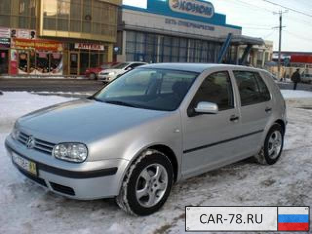 Volkswagen Golf Краснодарский край