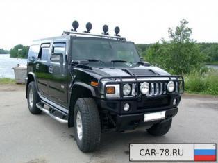 Hummer H2 Санкт-Петербург