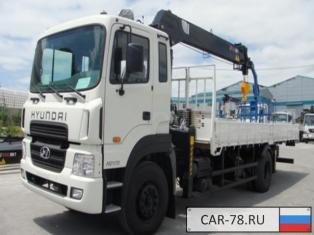 Hyundai HD 170 Санкт-Петербург