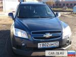Chevrolet Captiva Ленинградская область