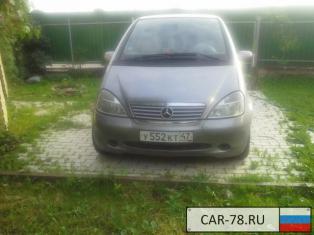 Mercedes-Benz A-class Ленинградская область