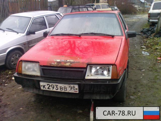 ВАЗ 2108 Санкт-Петербург