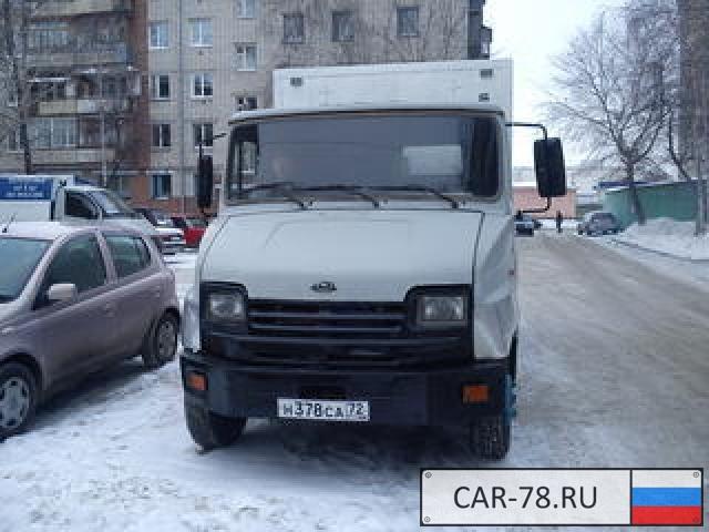 ЗИЛ Газ-12 Тюмень
