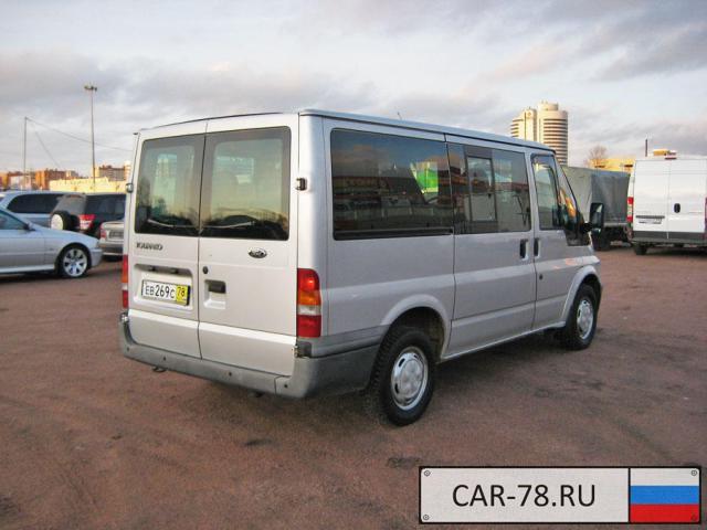 Ford Tourneo Connect Санкт-Петербург