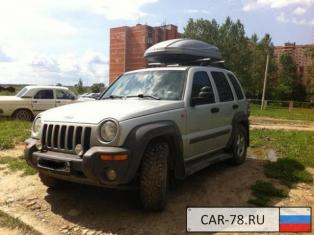 Jeep Cherokee Ленинградская область