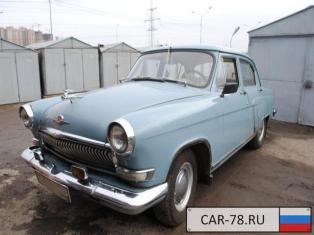 ГАЗ 21 Санкт-Петербург