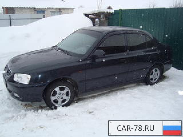 Hyundai Accent Рязань
