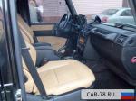 Mercedes-Benz G-class Москва