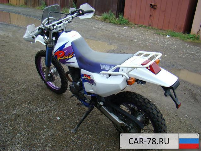 Yamaha ttr 250 raid yamaha ttr 250 raid 1999 фото